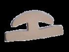 Joint Etanchéité Caoutchouc Profil double plaque epdm