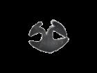 Joint Etanchéité Caoutchouc profil à clé epdm CR